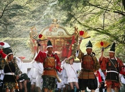 山王祭,富山,日程