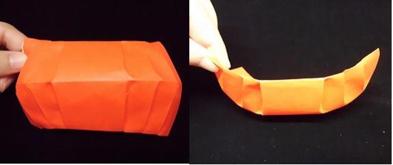 立体折り方7