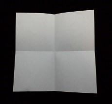 立体折り方1